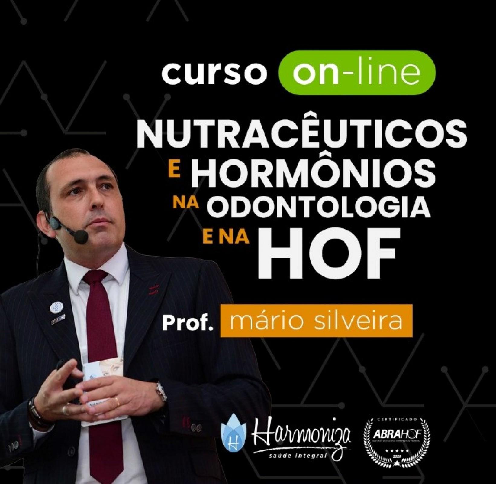 Nutracêuticos e Hormônios na Odontologia e na HOF